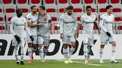 Die Leverkusener treffen am Sonntag auf den FC Schalke