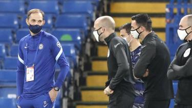 Thomas Tuchel hatte nur ein Training vor seinem ersten Pflichtspiel als Chelsea-Trainer