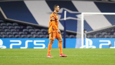 Cristiano Ronaldo enttäuschte gegen Porto