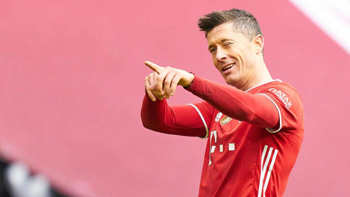 Robert Lewandowski vom FC Bayern darf wohl zur polnischen Nationalelf reisen