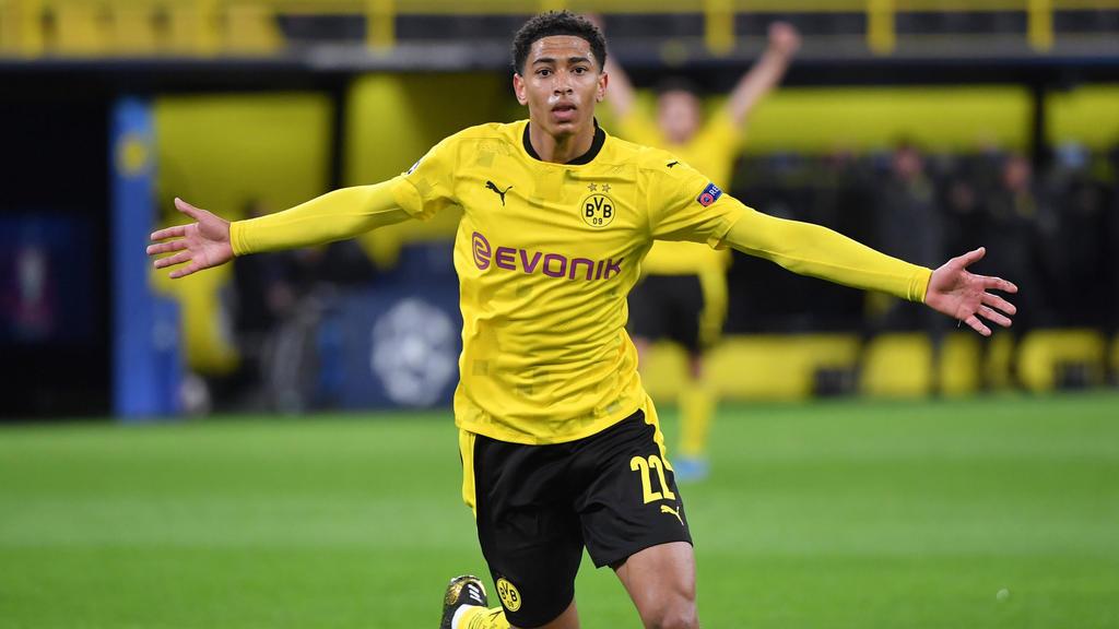 Jude Bellingham zeigte zuletzt starke Leistungen im BVB-Trikot