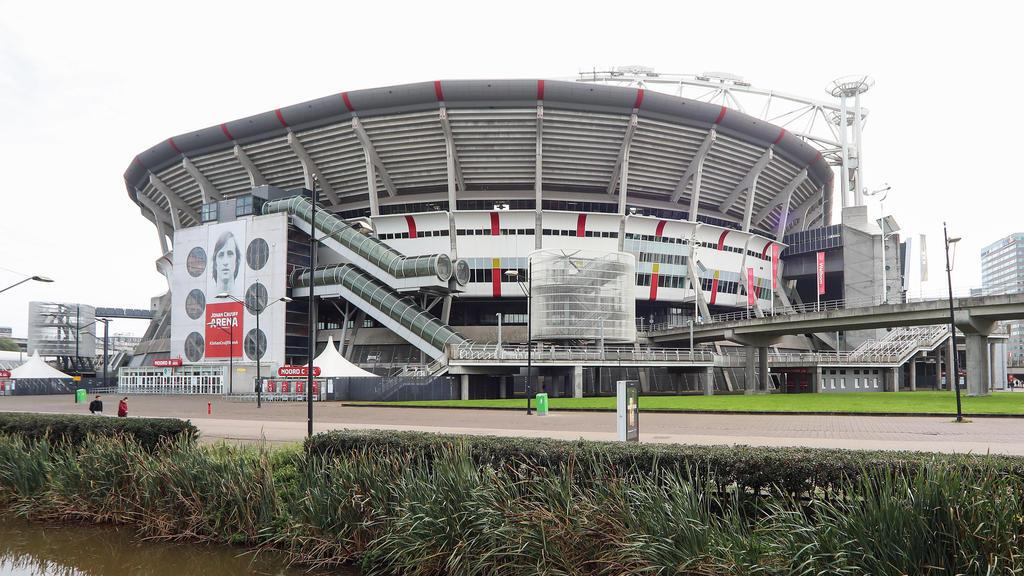 Amsterdam plant mit 12.000 Fans