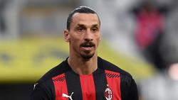 Hat seinen Vertrag in Mailand noch einmal verlängert: Zlatan Ibrahimovic