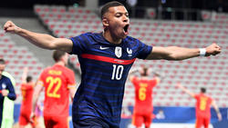 Jubelt Mbappé auch in Zukunft für Paris Saint-Germain?