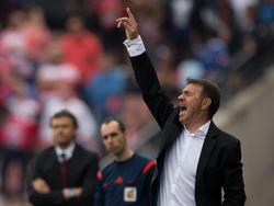 Abel Resino ist nicht mehr Trainer vom Granada CF