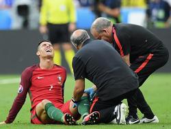 France Portugal Ronaldo