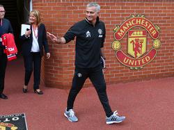 Mourinho freut sich auf die anstehenden Herausforderungen bei Man United