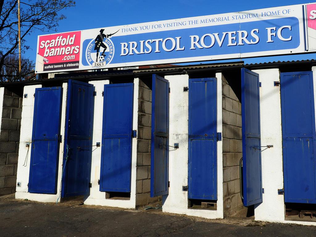 Die Bristol Rovers können sich auf die Unterstützung ihres Edel-Fans verlassen