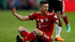 Robert Lewandowski vermisst beim FC Bayern die Rückendeckung
