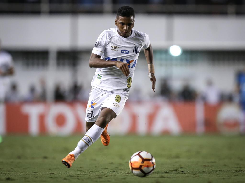 Rodrygo wechselt im Sommer 2019 zu Real Madrid