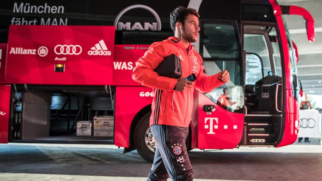 Juan Bernat wechselt vom FC Bayern zu PSG
