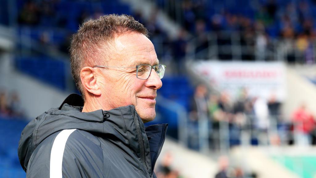 Ralf Rangnick trifft auf seinen Ex-Klub Schalke 04