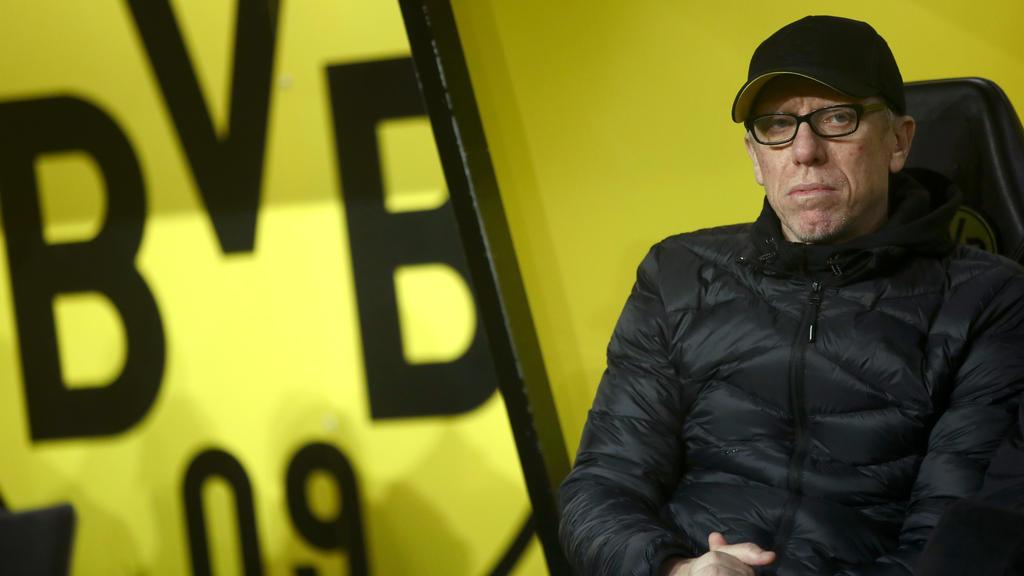 Peter Stöger arbeitete ein halbes Jahr als Trainer beim BVB