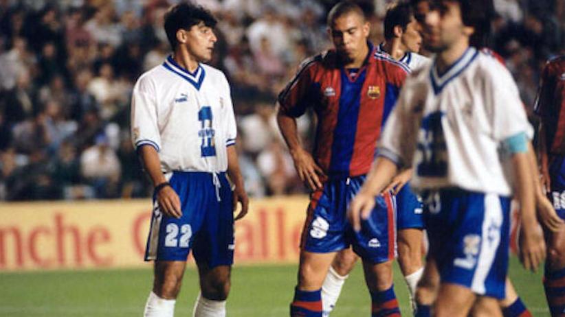 César Gómez (l.) avancierte zur größten Transferpanne aller Zeiten (Bildquelle: kaisermagazine.com)