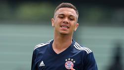 Oliver-Batista Meier gehört zu den größten Talenten des FC Bayern