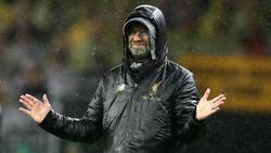 Jürgen Klopp dominiert zur Zeit die Premier League mit dem FC Liverpool