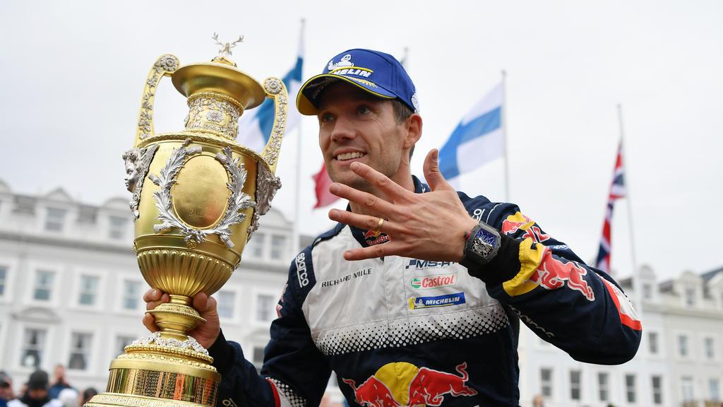 Sébastien Ogier fährt im kommenden Jahr für Citroen