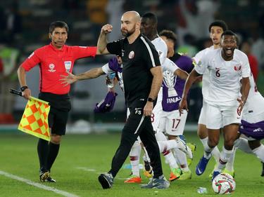Catar está dando pasos de gigante en el camino hacia su Mundial. (Foto: Getty)