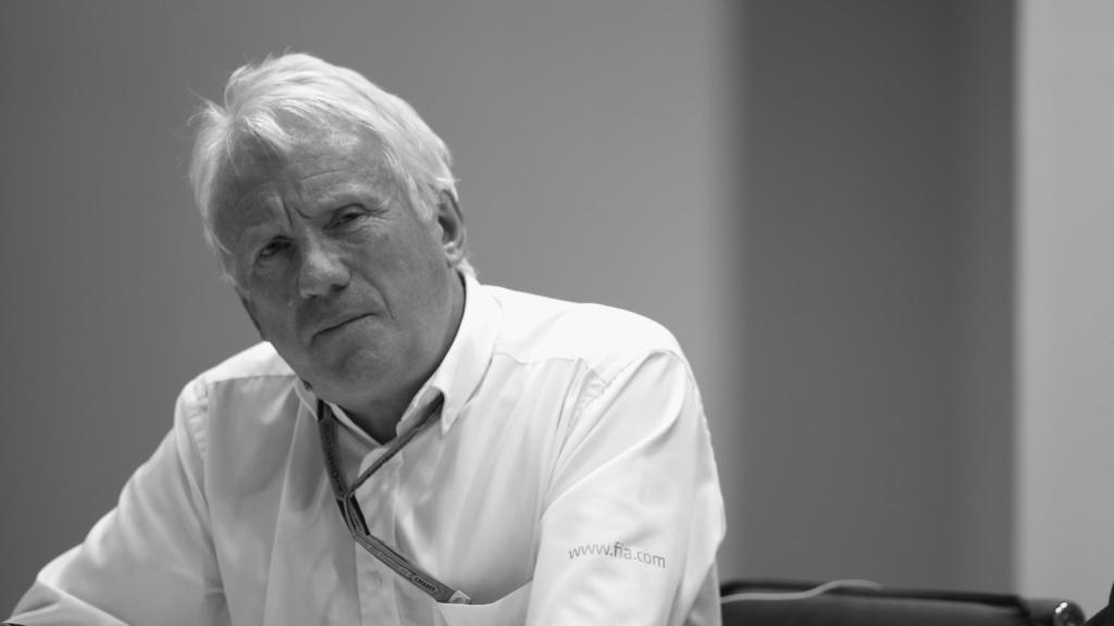Der verstorbene Charlie Whiting mit FIA-Präsident Jean Todt