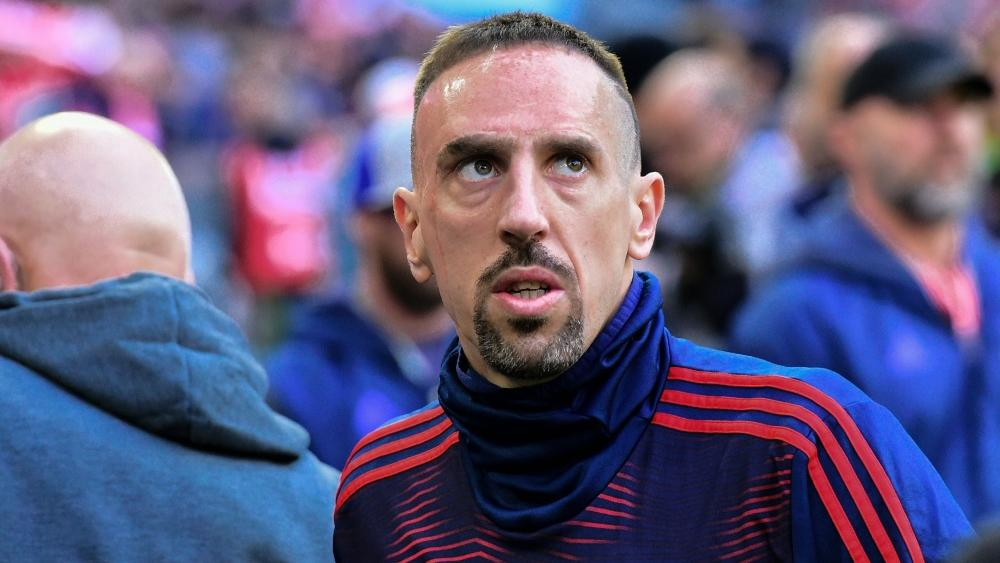 Franck Ribéry zieht es wohl vom FC Bayern nach Katar