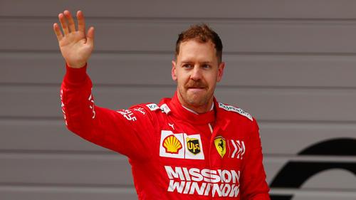 Sebastian Vettel profitierte zu Saisonstart von Ferraris Teamorder