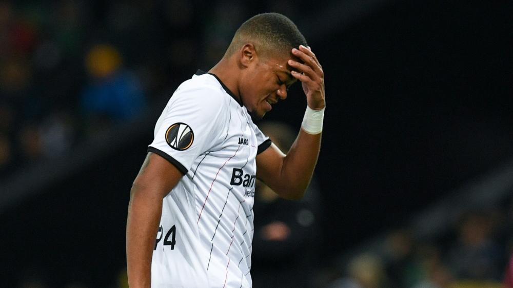 Wird Bayer Leverkusen vorerst fehlen: Leon Bailey