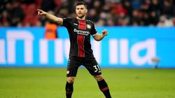 Fan der Königsklasse: Leverkusens Kevin Volland