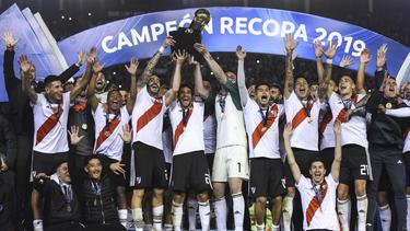 River Plate levanta el torneo frente a los suyos.