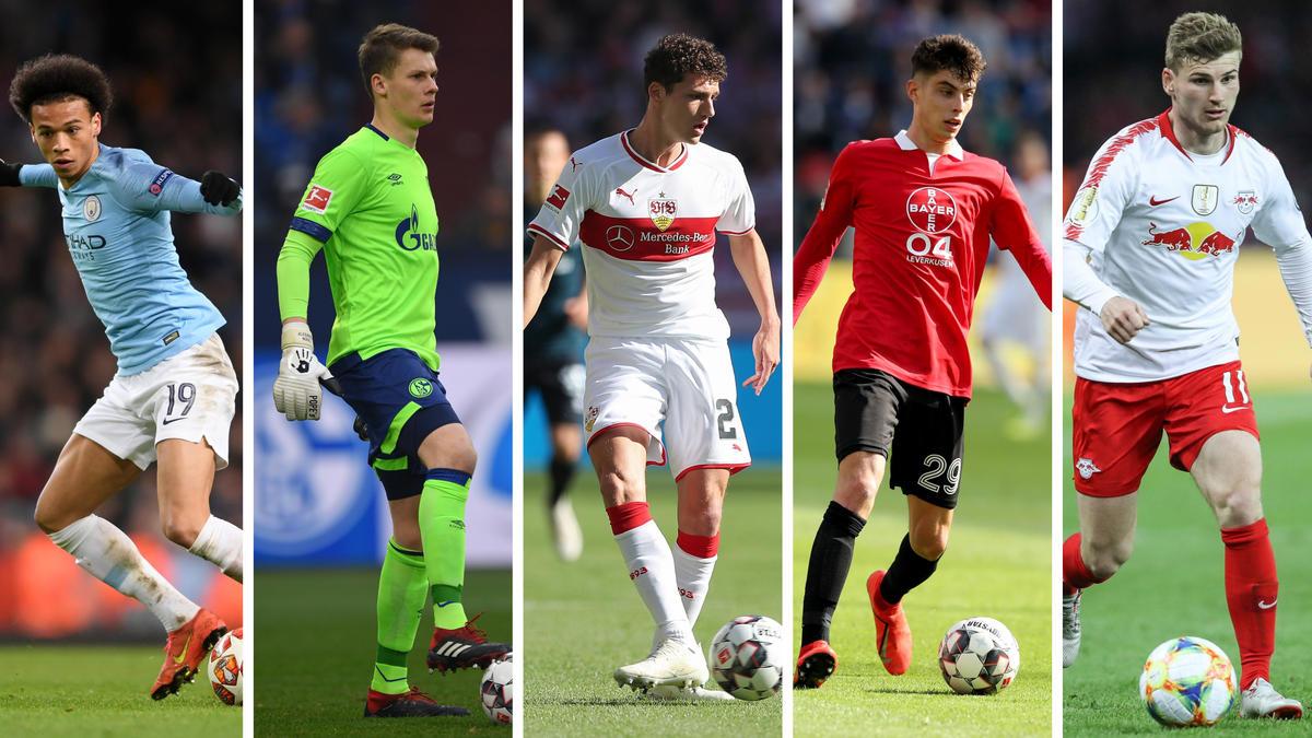 FC Bayern der Zukunft: Mit Sané, Nübel, Havertz und Co.?