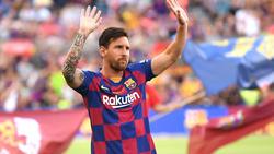 Messi podría dejar el Barcelona cuando él lo desee.