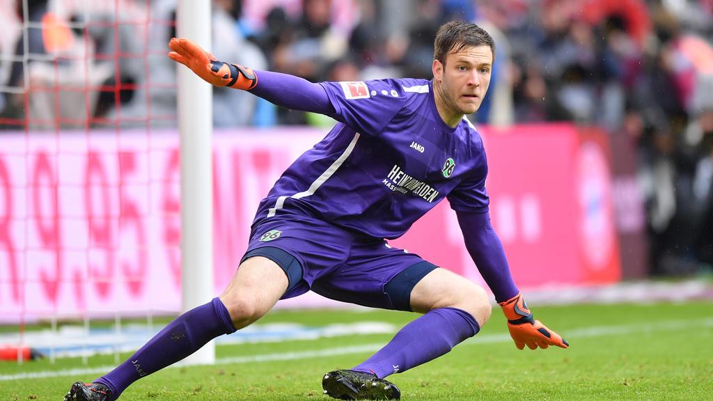 Michael Esser könnte zu Eintracht Frankfurt wechseln