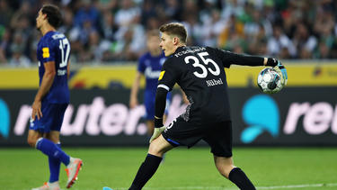Schalke-Keeper Alexander Nübel spielte früher für den SC Paderborn