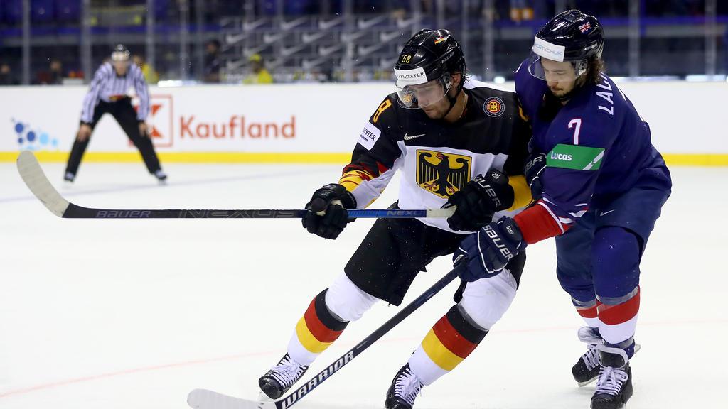 Nationalspieler Markus Eisenschmid (l.) fällt mehrere Monate aus