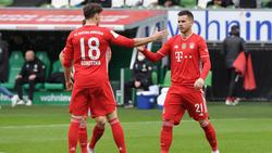 Das Duo des FC Bayern hat in Barcelona Begehrlichkeiten geweckt