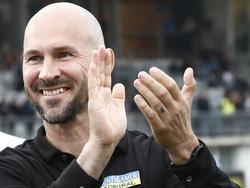 Will auch gegen Altach applaudieren: Sturm-Coach Ilzer