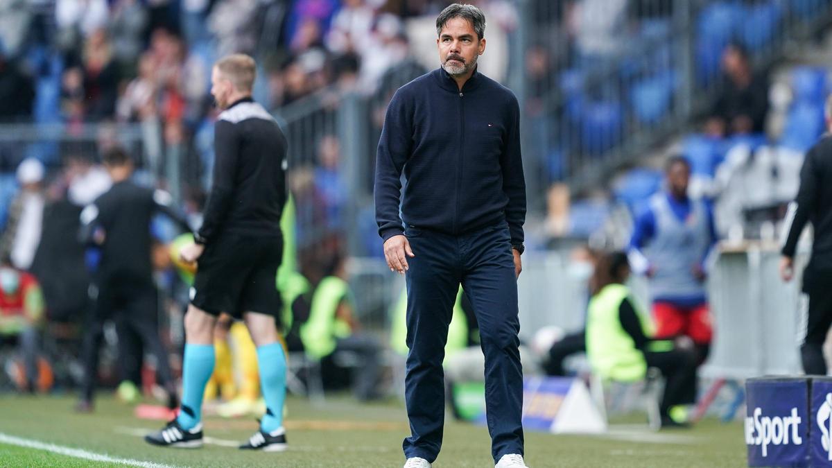 David Wagner wurde beim FC Schalke vor knapp einem Jahr entlassen