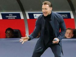 Salzburg-Coach Jaissle will erneut drei Punkte