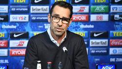 Michael Preetz und der Hertha steht eine schwere Trainersuche bevor