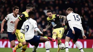 Tottenham Hotspur bezwang Southampton im FA Cup