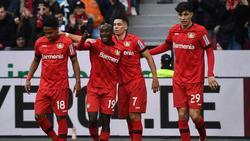 Die junge Bayer-Offensive begeistert die Bundesliga