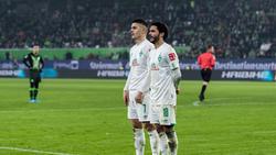 Milos Rashica (l.) und Leonardo Bittencourt zeigten gegen die Hertha Licht und Schatten