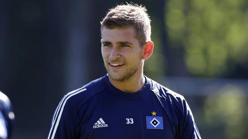 Verabschiedet sich vom HSV: Julian Pollersbeck