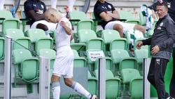 Arjen Robben musste verletzt ausgewechselt werden