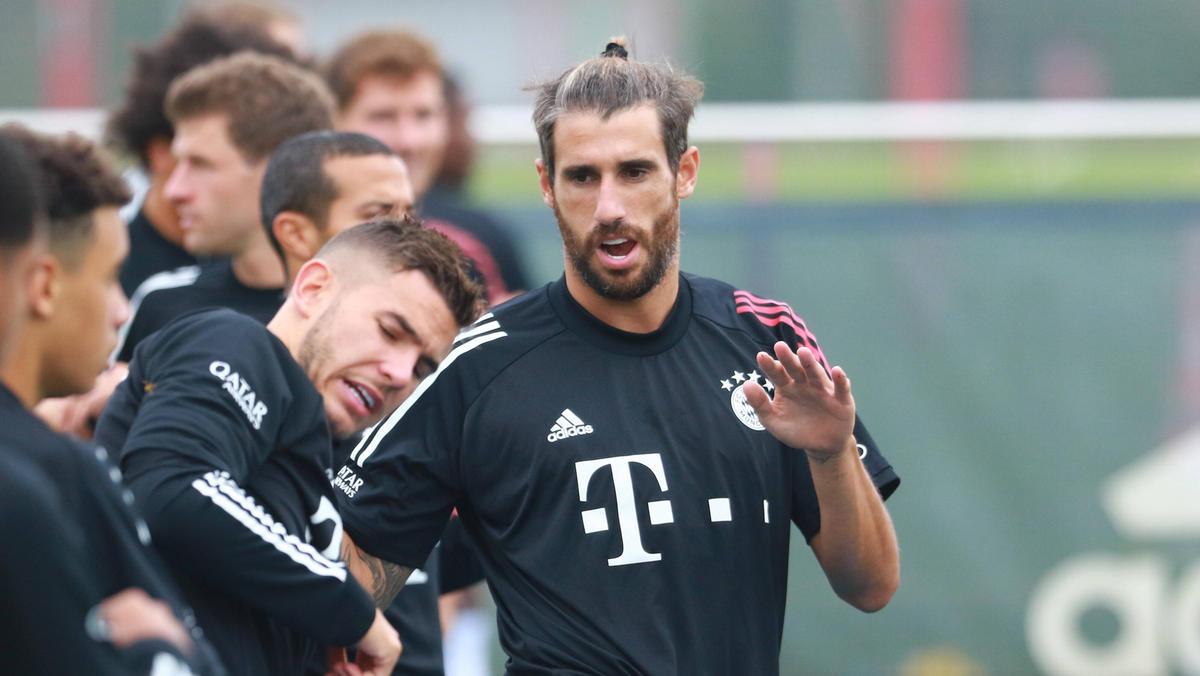 Verlässt Javi Martínez den FC Bayern?