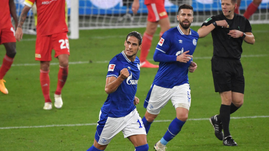 Joker Paciencia traf für den FC Schalke 04