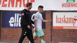 Arbeiten gemeinsam beim SV Werder Bremen: Florian Kohfeldt und Milot Rashica