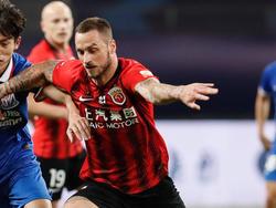 Marko Arnautović darf mit Shanghai SIPG weiterhin vom Titel träumen