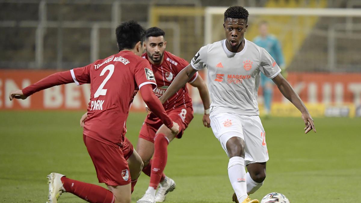 Türkgücü München und dem FC Bayern gelangen keine Tore