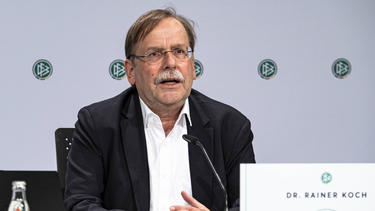 Rainer Koch vertritt den DFB künftig bei der DFL