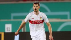 Waldemar Anton vom VfB Stuttgart könnte bald sein DFB-Debüt geben